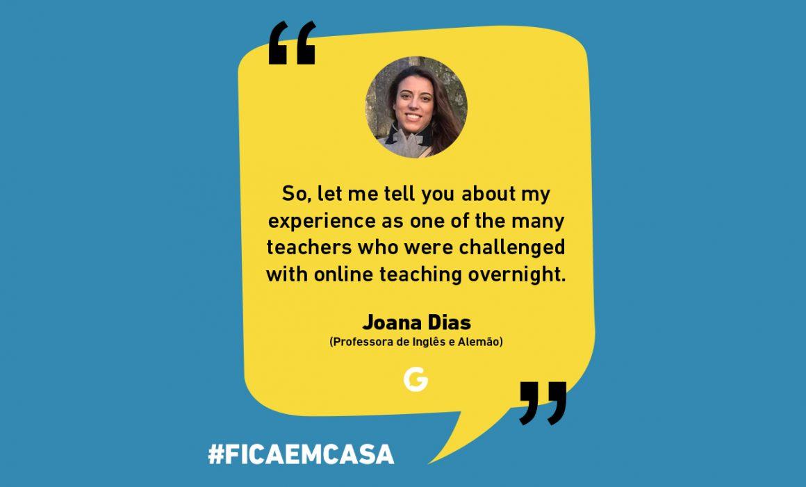 Aulas Online – Professora Joana Dias